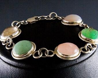 Pastel Stones Bracelet