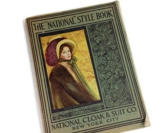 "The ""National"" Style Book, 1910"