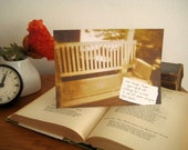 Sweetheart Checklist Porch Swing Greeting Card