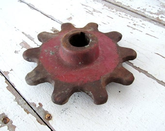 Industrial Iron Gear Wheel