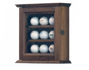 Golf Ball Display Case-Small