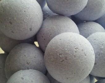 14 bath bombs 1 oz each (Awapuhi Seaberry) gift bag bath fizzies, great for dry skin, shea, cocoa, 7 ultra rich oils
