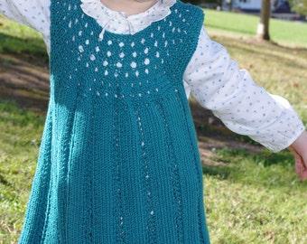 Kara Jane Baby Dress PDF pattern