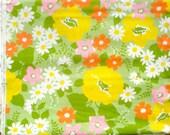 SALE : Urban Chiks Dream On Summer Lovin' green moda fabric FQ or more