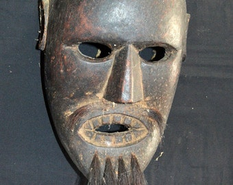 Exceptional Old Mask from Nepal