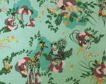 Kayo Horaguchi -Dress Up - Green  cotton - 51cm - Japanese - Japan