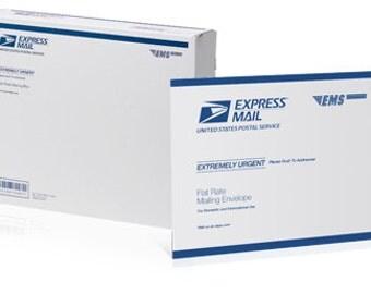 Next-Day Express Mail Upgrade