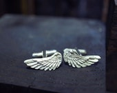 Icarus Wing Cuff Links