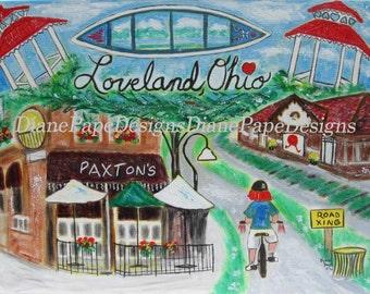 Dog riding bike etsy for T shirt printing loveland co