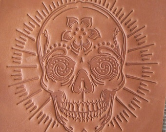 Leather Embossing Dies - up to 2""