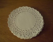 50 -4 Inch White Paper Doilies