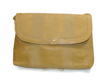 Large Tan Handbag