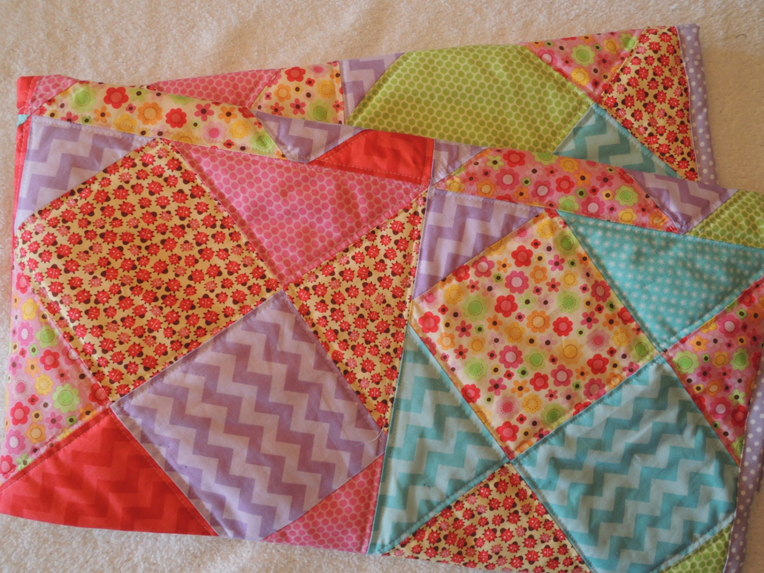 Simple Cuts Crazy Quilt Easy Pattern Tutorial Pdf By Beffie48