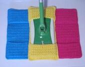 Crochet Swiffer Cover Set of 3