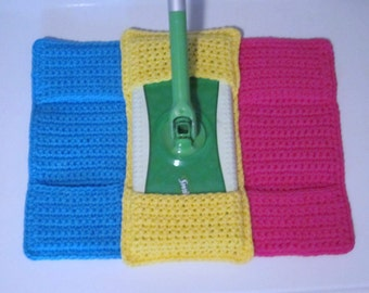 Crochet Swiffer Cover Set of 3