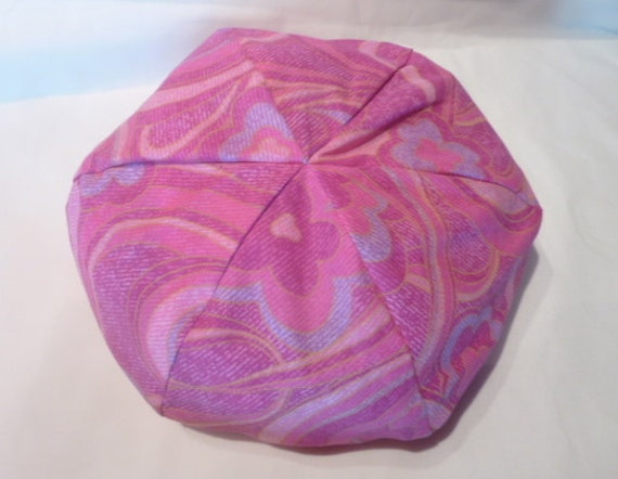 American Girl Doll Bean Bag Chair Pink And Purple Flower