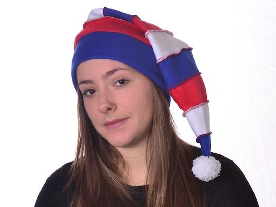Blue Stocking Cap 16
