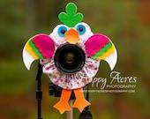 Lens Bling -Crazy Sherbert Chicken