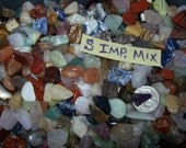 1 LB Small Imperfect Tumbled & polished Stones
