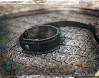 NEW Leather Wrist Strap - Black Leather DSLR Wrist Strap Camera Strap