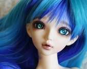 BJD eyes Doll eyes Hand made available in 12141618202224mm Sea Green Selkie made to order