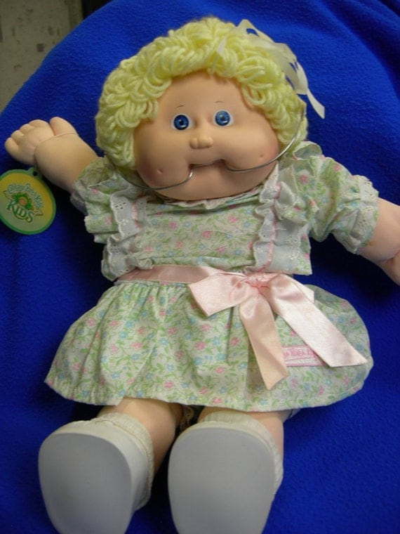 original cabbage patch doll eBay