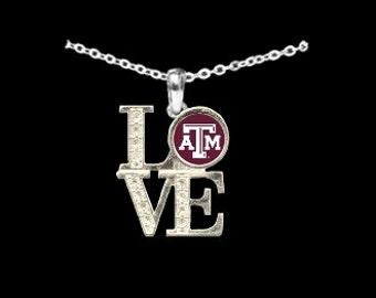 """Texas A&M - """"Love"""" - Charm"""