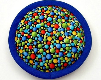 Catnip Toy, Cat Toy Balls, Marbles, Spotty Cat Pillows, Catnip Toys, Primary Colors Cat Pillow, Bubbly Fabric, Fun Catnip Toys  GUMBALLS