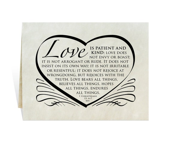 Bible verse for wedding anniversary card