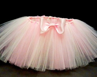 Baby Tutu- Infant Tutu- Tutu- Tutu Skirt- Newborn Tutu- Pink Tutu- Girls Tutu- Photo Prop- Birthday Tutu- Available In Size 0-24 Months