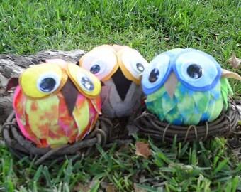 Nesting Owl Craft Kit
