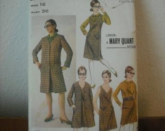 Vintage Butterick 3290 Women's Dress, Jacket, Top & Skirt Pattern