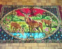 Popular Items For Tapestry Rug On Etsy
