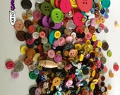 Mixed Sewing Buttons