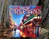 New Orleans Plaque