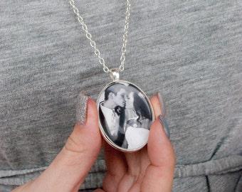 jewelry, necklace, custom photo, made for you, keepsake, gift