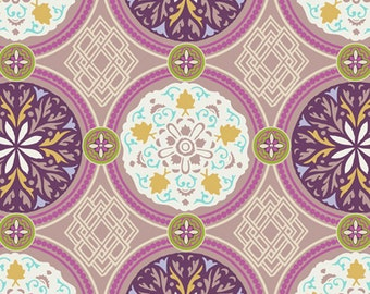 Medallion in Iron BA-302 - BAZAAR STYLE - Patricia Bravo for Art Gallery Fabrics - By the Yard