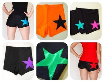 Star Roller Derby Shorts - Pre-Order