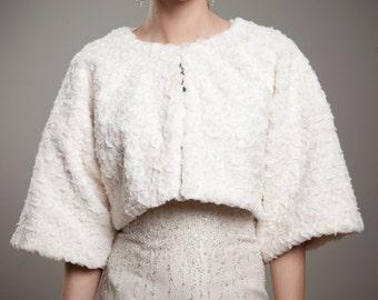 Rosebud Fur Jacket