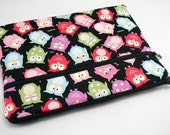 iPad Pro 9.7 Sleeve, Surface Pro 4 Case, Kindle Fire Cover, Galaxy Tab s2 Case, iPad mini 4 case, Sony Xperia Z3 Case-Snoozin Hooters