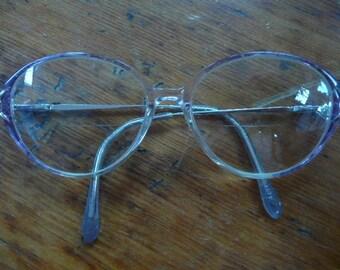 Womens Jenna Geek Prescription Glasses 1970s