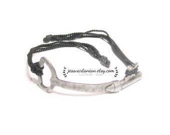 Barrel Key Antique Bracelet