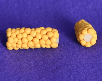 1 corn on cob doll food for American Girl dolls