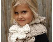 CROCHET PATTERN - Hadyen Hood (Toddler, Child, Adult sizes)