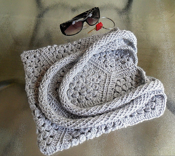 Crocheted Tote - WILL MAKE to ORDER