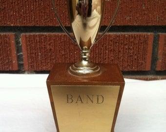 Vintage Band Trophy