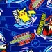 Pocket Monsters printed fabric 100x70cm