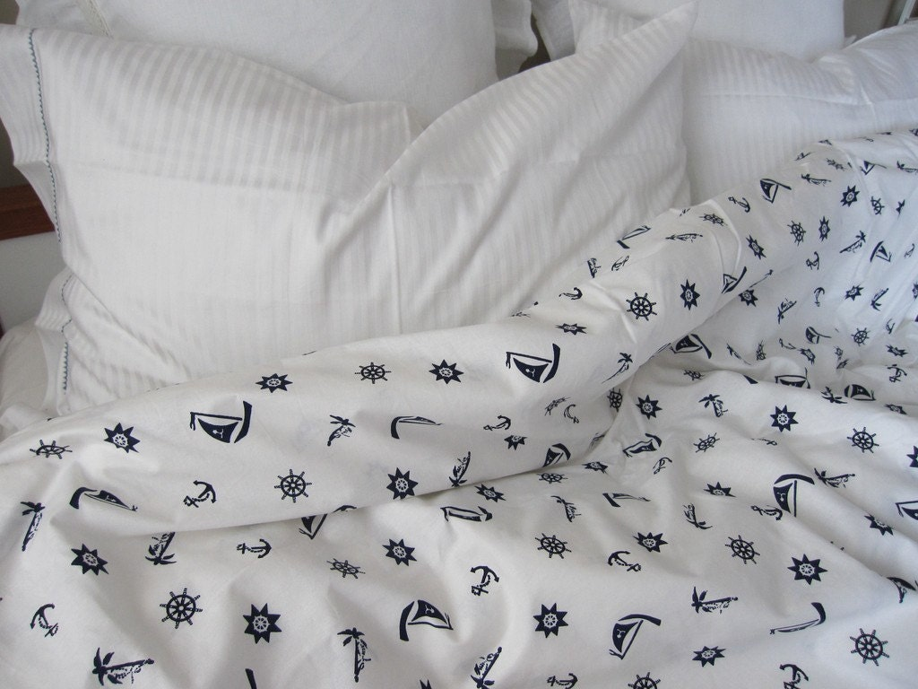 nautical bedding twin xl duvet cover-full-queen duvet college
