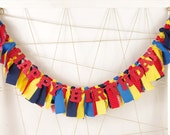 Happy Birthday Banner - Snow White - Toy Story - Garland - Bunting - Sign for First Birthday Party - Photoshoot Prop