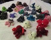 Pattern Amigurumi Octopus Crochet PDF